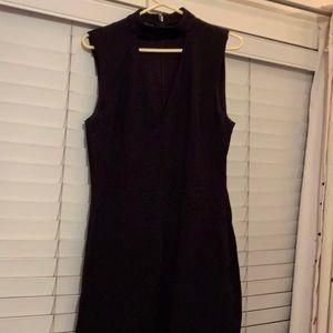 Bebe black little dress nice